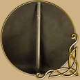 LARP Weapon - Iron Stake